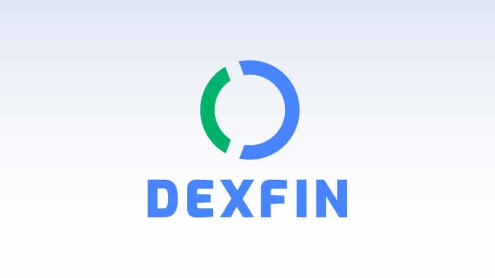 Tvorba loga avizuální identity Dexfin packshot