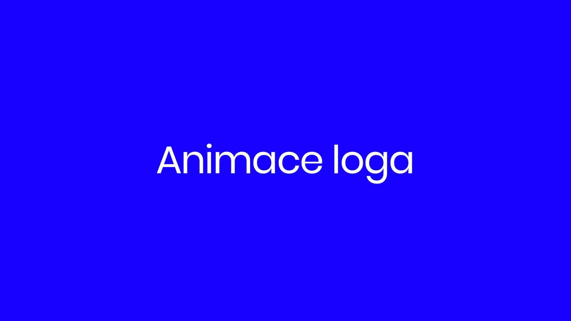 15. díl - animace loga