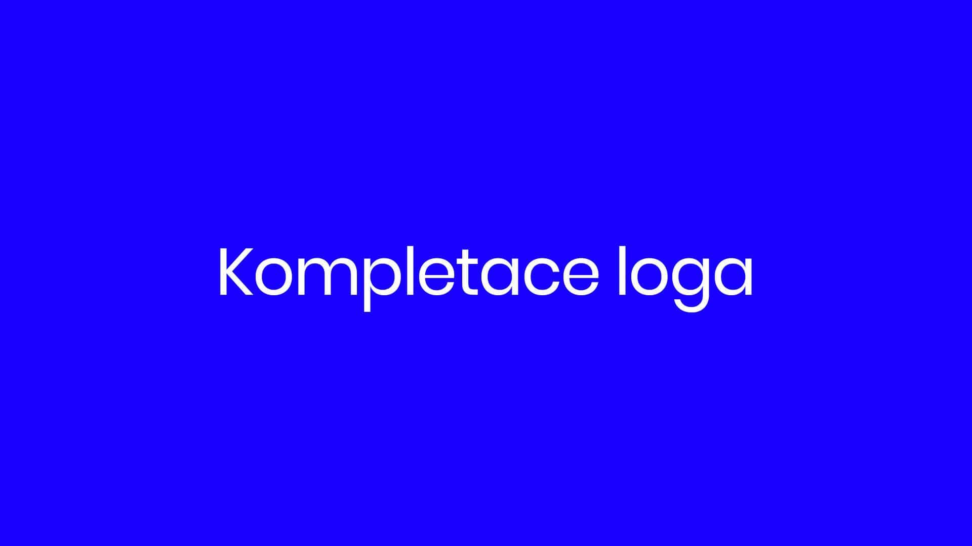 5. díl - kompletace loga