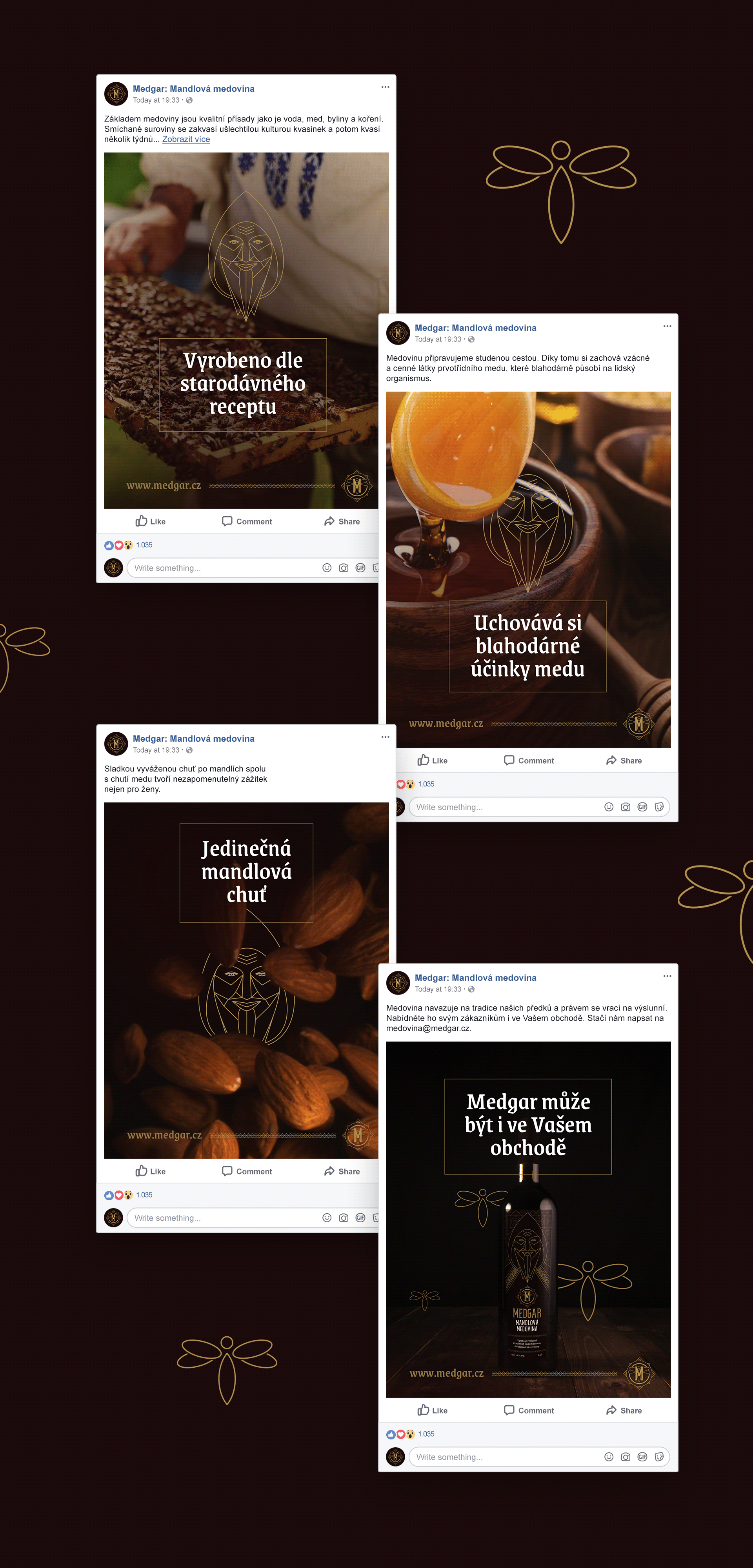 bannerova kampan facebook