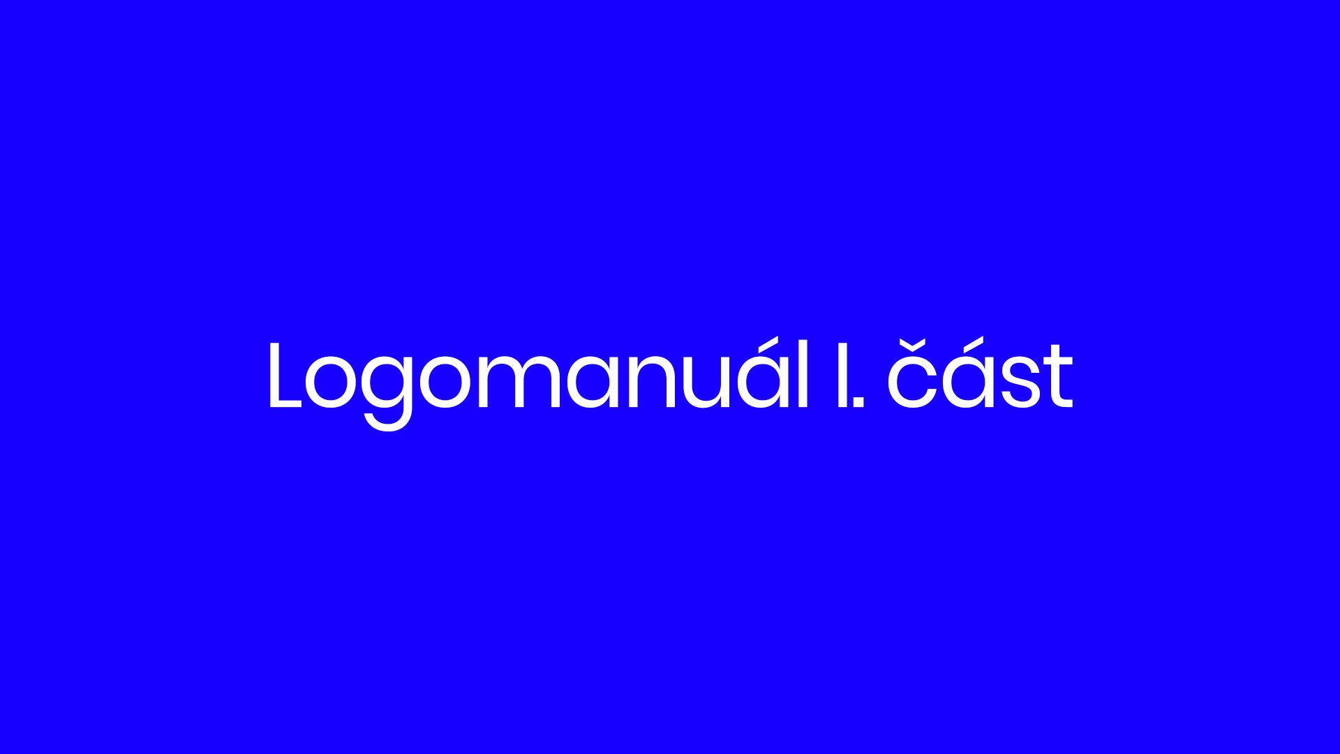21. díl - logomanuál I.část